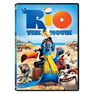 Rio DVD