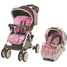 Product Image Graco Alano Travel System - Melanie