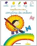 echange, troc Virginie Aladjidi, Caroline Pellissier - Comptines à lire à deux : Comptines des couleurs - Dès 2 ans