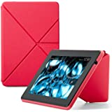 Amazon Kindle Fire HD Standing Origami Case (3rd Generation - 2013 release), Orchid