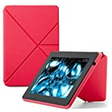Amazon Kindle Fire HD Standing Polyurethane Origami Case (will only fit All New Kindle Fire HD 7