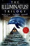 img - for The Illuminatus! Trilogy: The Eye in the Pyramid, the Golden Apple, and Leviathan by Shea, Robert, Wilson, Robert Anton(February 1, 1998) Hardcover book / textbook / text book