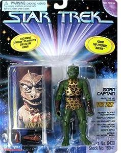 Star Trek Gorn Captain