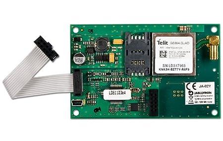 JABLOTRON JA-82Y Carte d'extension Module GSM