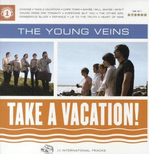 Take a Vacation LP + cd counterpart
