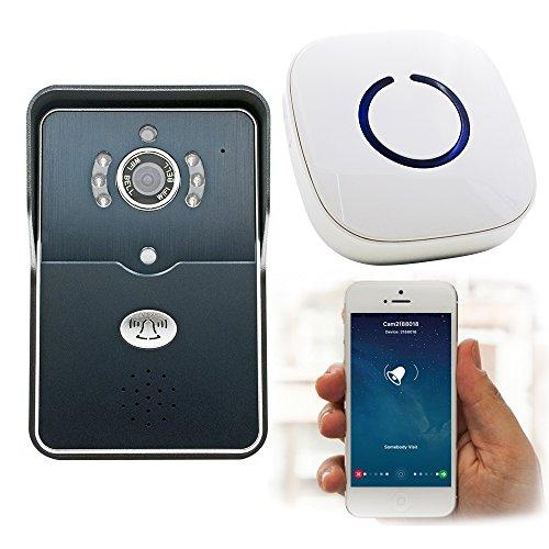 Video door intercom phone the best amazon price in savemoney.es