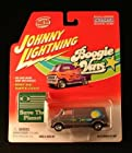 1975 DODGE D-100) * SILVER * Johnny Lightning 2002 BOOGIE VANS Release One 1:64 Scale Die Cast Vehicle