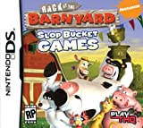 Back At The Barnyard: Slop Bucket Games - Nintendo DS