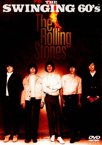 THE SWINGING 60'S - THE ROLLING STONES [IMPORT ANGLAIS] (IMPORT) (DVD)