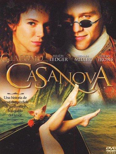 Giacomo Casanova [DVD]