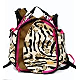 Boogaloo Zebra Diaper Bag ~ Boogaloo