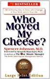 Who Moved My Cheese? (0399147241) by Johnson, Spencer