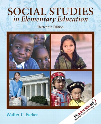 Social Studies in Elementary Education (with...