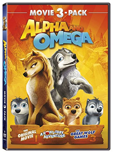 DVD : Alpha And Omega: 3-movie Pack, Part 1 (Widescreen, , 3 Pack, AC-3, Dolby)