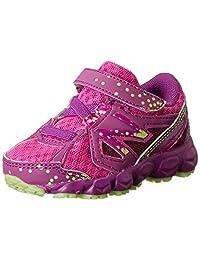 New Balance KV750 Hook and Loop Running Shoe (Infant/Toddler)