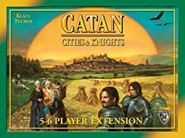 Cities & Knights of Catan: 5-6 Player Ext