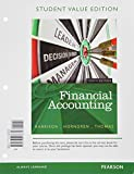 img - for Financial Accounting, Student Value Edition Plus NEW MyAccountingLab with Pearson eText -- Access Card Package (10th Edition) book / textbook / text book