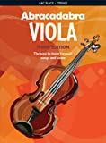 Peter Davey Abracadabra Viola: The Way to Learn Through Songs and Tunes (Abracadabra Strings)