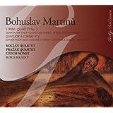 Martinu: String Quartet No. 7 / Sonata for 2 Violins and Piano / String Sextet / Nonet