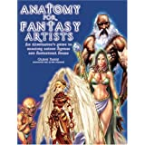 Anatomy for Fantasy Artists: An Illustrator's Guide to Creating Action Figures and Fantastical Forms ~ Glenn Fabry
