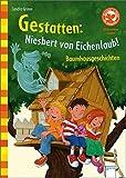 Der Bücherbär: Allererstes Lesen: Gestatten: Niesbert von Eichenlaub! - Baumhausgeschichten