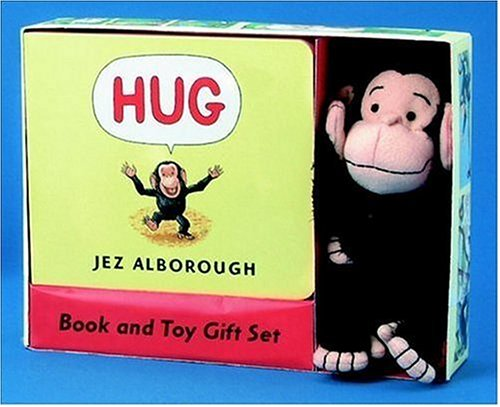Hug Book & Toy Gift Set
