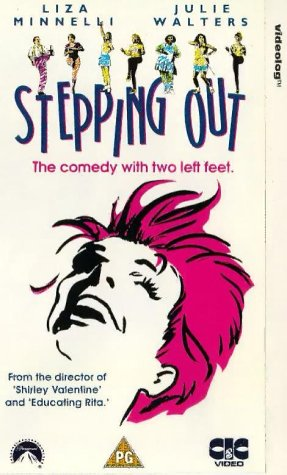 Stepping Out [VHS] [1991]