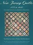 img - for New Jersey Quilts, 1777 to 1950: Contributions to an American Tradition book / textbook / text book