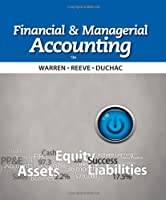 Financial & Managerial Accounting, 12th Edition Front Cover