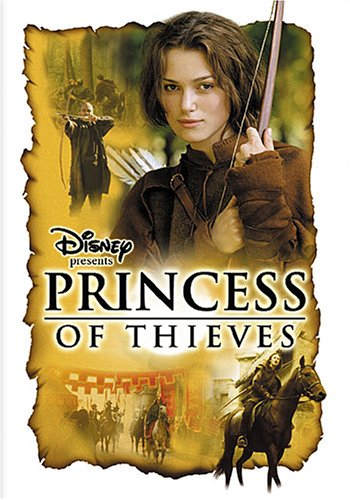 Princess Of Thieves [DVD] [Region 1] [US Import] [NTSC]
