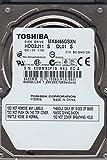 MK6465GSXN, HDD2J11 S QL01 S, Toshiba 640GB SATA 2.5 Hard Drive by Toshiba [並行輸入品]