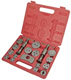 Astro Pneumatic 78618 Brake Caliper Wind Back Tool Set – 18 Piece