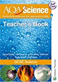 AQA Science for GCSE Welcome Pack: AQA GCSE Science Teacher's Book: 5