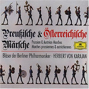 Preußische und österreichische Märsche