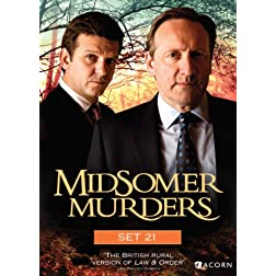 Midsomer Murders, Set 21