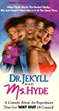 Dr Jekyll & Ms Hyde [VHS]