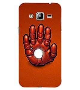 ColourCraft Printed Design Back Case Cover for SAMSUNG GALAXY J3