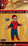 Spiderman Deluxe Infant Costume 3-12 Months