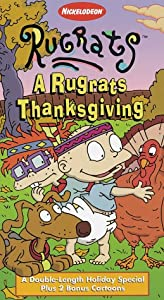 Rugrats - Thanksgiving Vhs from Hasbro