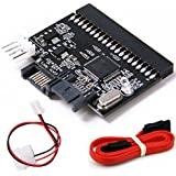 HDE® SATA to IDE/IDE to SATA Drive Interface Adapter