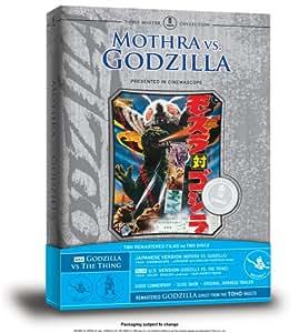 Mothra vs. Godzilla [Import]