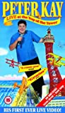 Peter Kay: Live at the Top of the Tower [VHS]