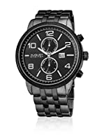 August Steiner Reloj de cuarzo Man AS8069BLK 48 mm