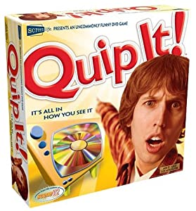 Quip It!  DVD Game