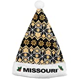 NCAA Missouri Tigers Missouri 2015 Knit Santa Hat