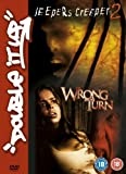 Jeepers Creepers 2/Wrong Turn [DVD]