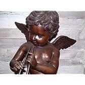 輸入雑貨:エンジェルブロンズ像:天使