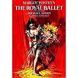 The Royal Ballet, Fonteyn & Somes, Poster