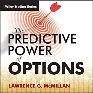 'The Predictive Power of Options' with Larry McMillan Speech