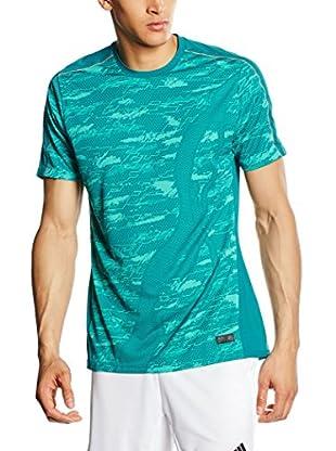 adidas Camiseta Manga Corta Mei Trg Tee (Verde)